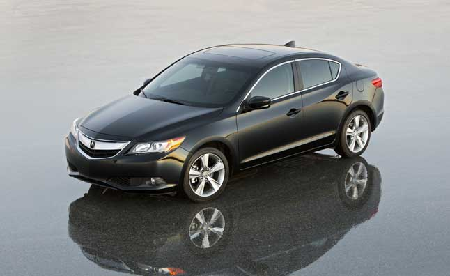 Acura ILX With 2.4L, Automatic Under Consideration