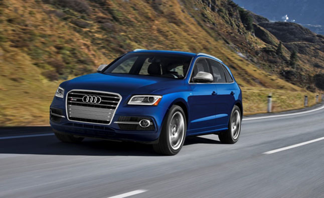 2014 Audi SQ5 Priced From $52,795