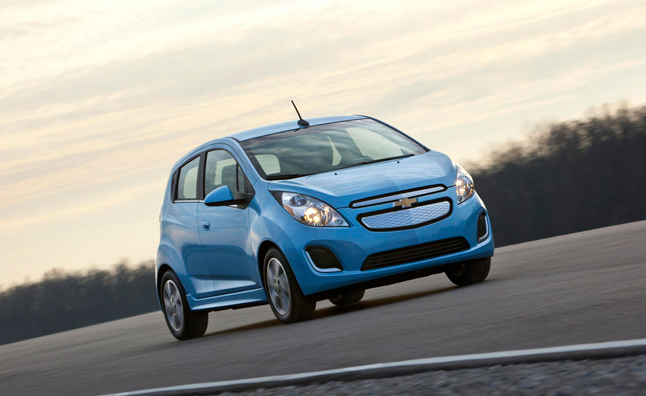 Chevrolet Spark Sales Exceed Expections by 35 Percent