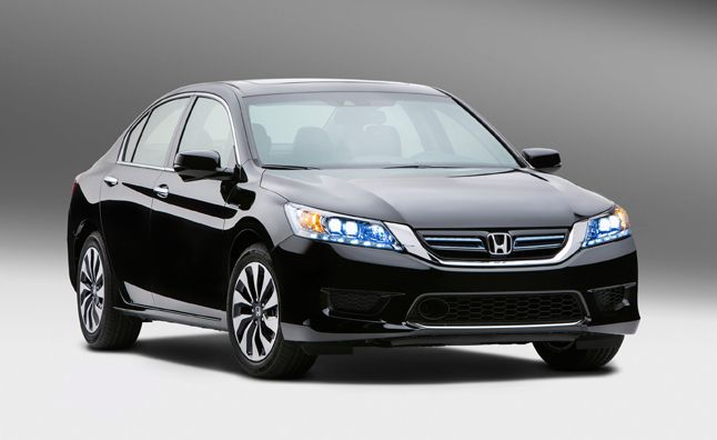 2014 Honda Accord Hybrid On Sale in October With 47 MPG Combined