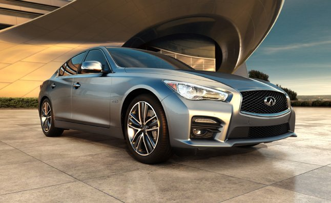 2014 Infiniti Q50 Full Lineup Priced, Starts at $36,700