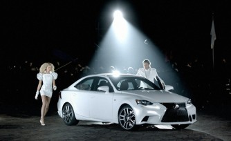 2014 Lexus IS Ads Inspire You to Stand Out