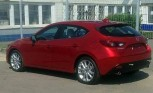 2014 Mazda3 Makes an Appearance on Facebook