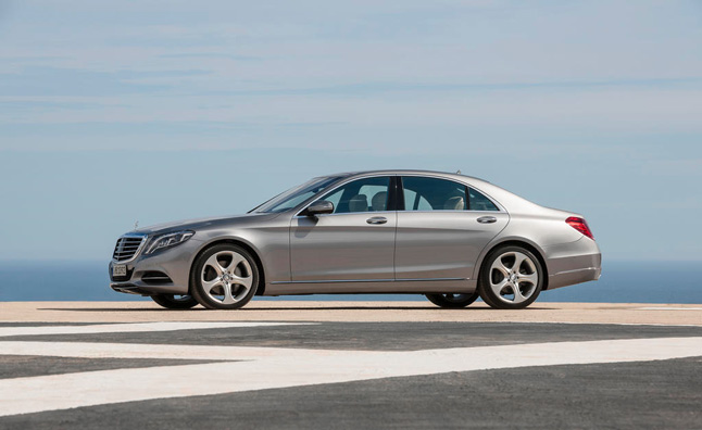 2014 Mercedes S-Class Production Begins