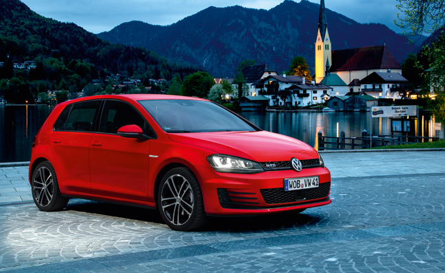 2015 Volkswagen Golf GTD Detailed in Mega Gallery