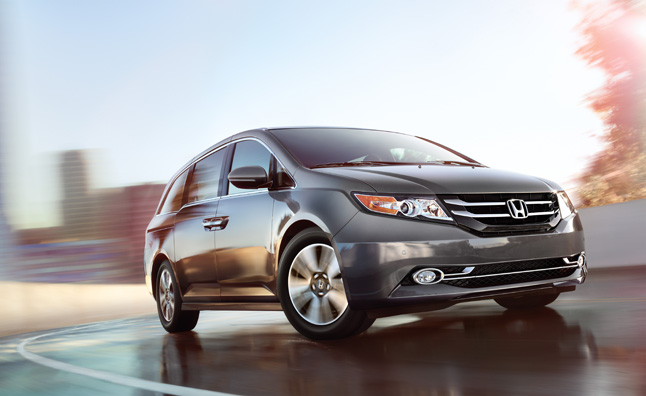 2014 Honda Odyssey Priced From $28,825