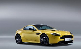 Aston Martin V12 Vantage S Priced at $184,995