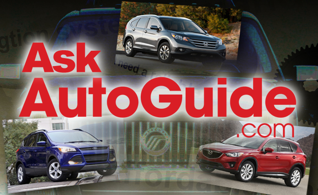Ask AutoGuide No. 14 – Ford Escape vs. Mazda CX-5 vs. Honda CR-V