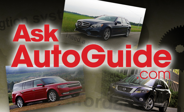 Ask AutoGuide No. 15 – Nissan Pathfinder vs. Ford Flex vs. Mercedes E350 Wagon