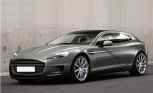 Aston Martin Rapide Wagon May Reach Production
