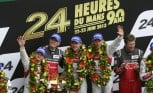 Audi Battles to Victory at the 24 Hours of Le Mans