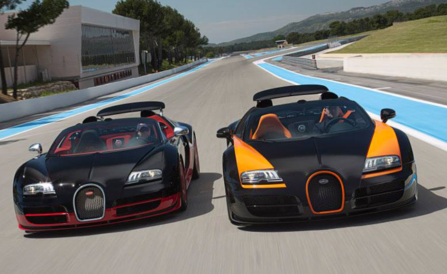 Fewer than 60 Bugatti Veyrons Left, New Car On The Way