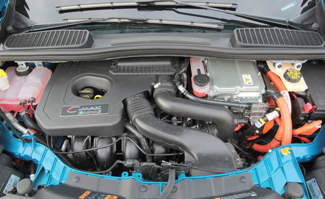Ford-Hybrid-Engine