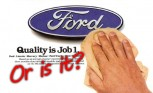 Ford Reliability: Is Quality Still 'Job 1?