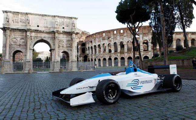 Williams to Supply Batteries to Formula E Cars
