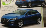New Mazda3 Hatchback Revealed in Magazine?