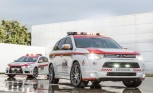 Mitsubishi Outlander Named Official Pikes Peak Safety Vehicle