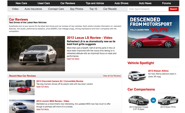 New-Car-Reviews