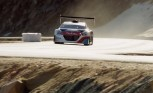 Peugeot 208 Race Car Testing at Pikes Peak – Video