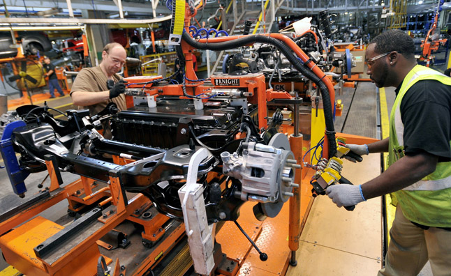 Flexible Manufacturing at Michigan Assembly Plant