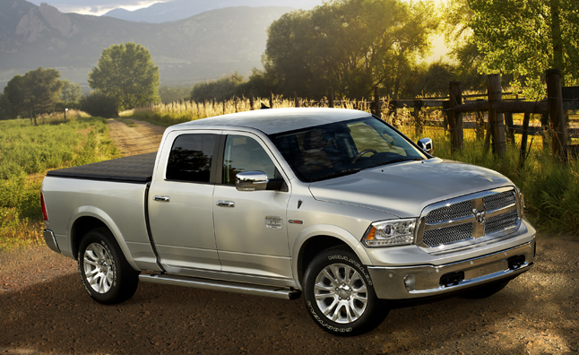 2014 RAM 1500 3.0L Diesel a $2850 Option with 420 lb-ft