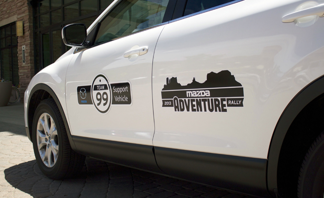 Mazda Adventure Rally Day 1 Update: To Boulder and Beyond