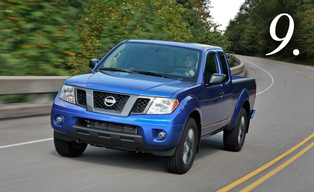 Top-10-Blue-Collar-Trucks-Nissan-Frontier