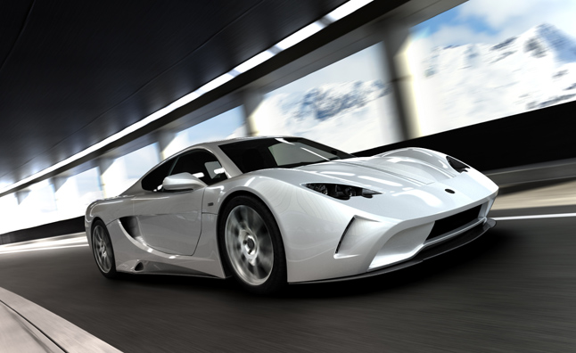 World's Newest Supercar is Dutch