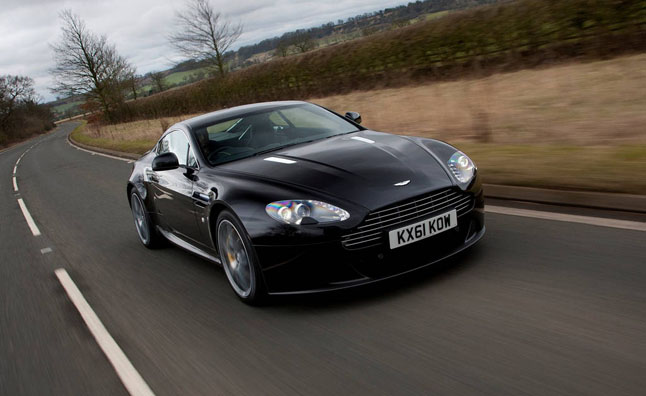 Aston Martin Recalls 689 Cars for Faulty Throttle Arms