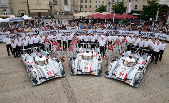 Watch the 2013 24 Hours of Le Mans Live Streaming Online