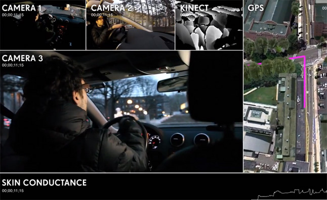 Audi, MIT Develop 'Road Frustration Index'