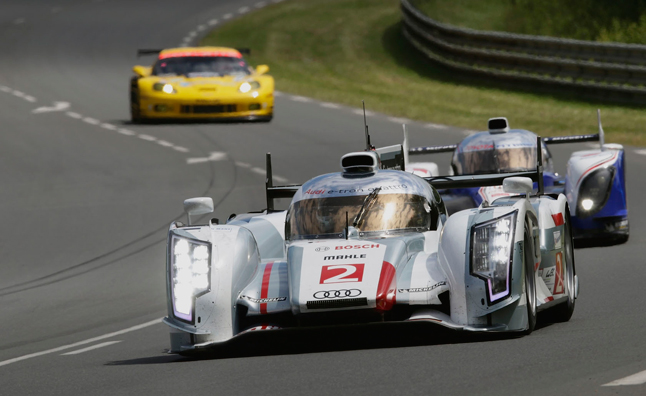 Watch Qualifying for the 2013 24 Hours of Le Mans Live Streaming Online