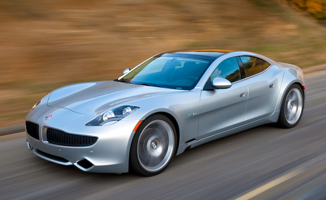 Fisker Karma Lost at Least $35,000 Per Car Sold: Report