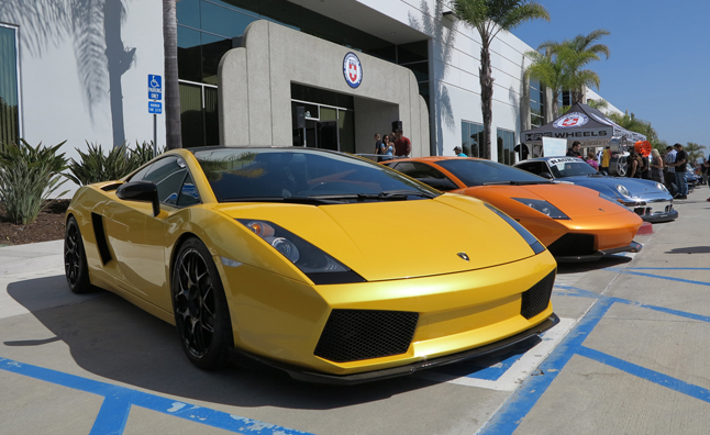 HRE Wheels Plays Host to Southern California's Finest Rides – Mega Gallery