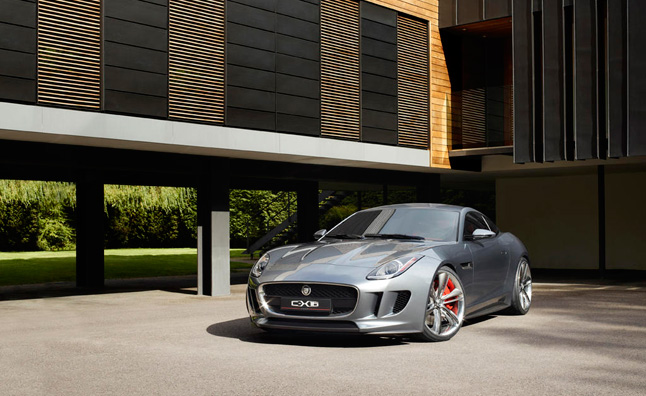 Jaguar F-Type R-S Coupe with 700 HP Planned