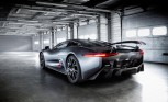 Jaguar C-X75 Concept Build Detailed in Video