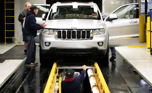 North American Car Production to Hit 11-Year High