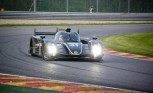 Lotus Le Mans Car Rebuilt in Time for Practice