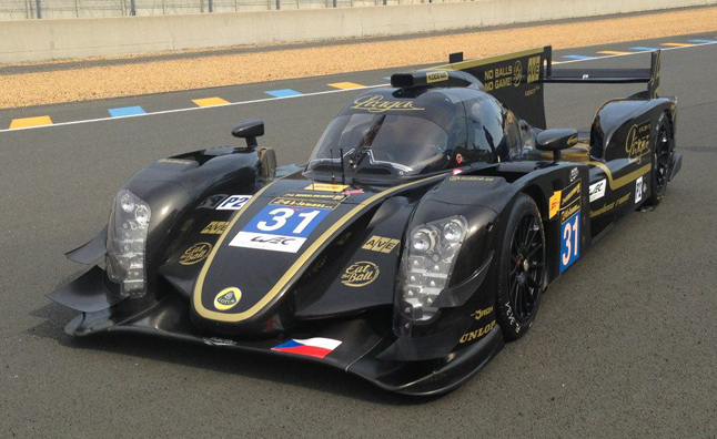 Lotus Le Mans Race Cars Seized by Creditors