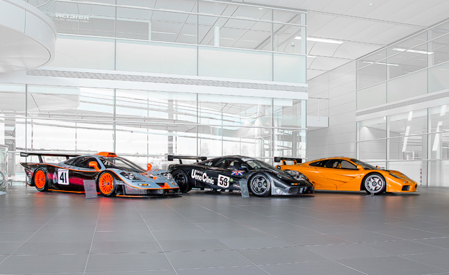 McLaren Bringing Trio of F1s to 2013 Goodwood Festival