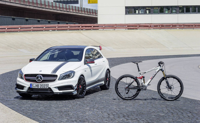 AMG, Rotwild Bikes Partner for R.X45 AMG All Mountain Bike