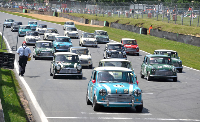 MINI Brands Hatch Festival Celebrates 50 Years of Cooper S