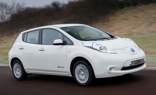 Nissan Leaf Resale Value Expected to Drop