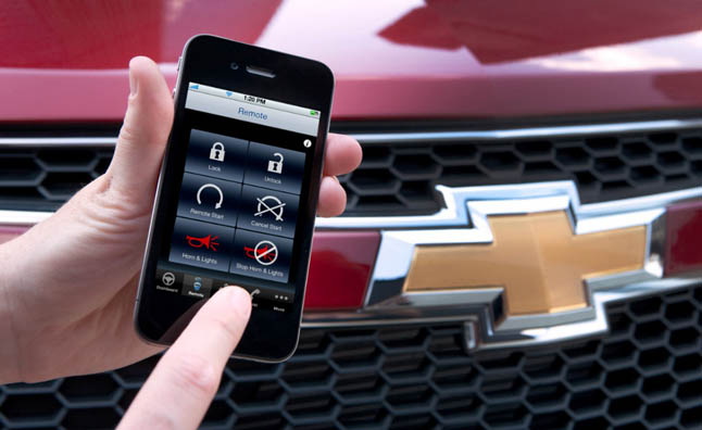 Remote Unlocking Now Standard on 2014 GM Vehicles