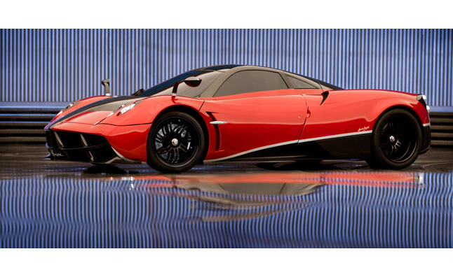 Pagani Huayra is Newest Vehicle to Join Transformers 4
