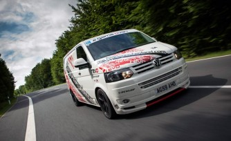 Revo Volkswagen T5 Sets Nurburgring Record for Vans  Videos