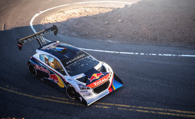Watch the 2013 Pikes Peak Hill Climb Live Streaming Online