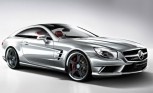 Mercedes SL Shooting Brake Concept Previewed