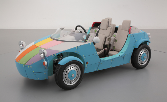 Toyota Camatte57s Concept is a Toy for All Ages