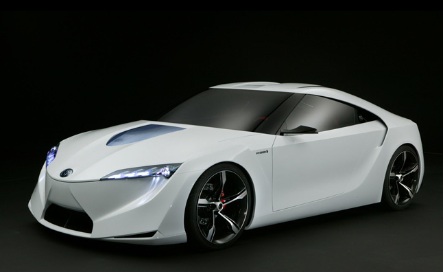 Toyota's Next Chairman Wants a Supra-Like Sports Car